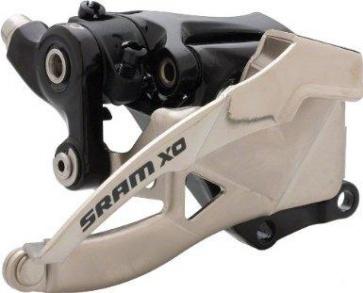 Sram X0 Front Derailleur 2x10 Low Direct Bottom Pull S3 39t