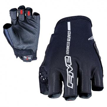 Five RC-AIR Half Finger Gloves Black