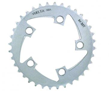 Vuelta Se Flat 94mm 30t Chainring Silver