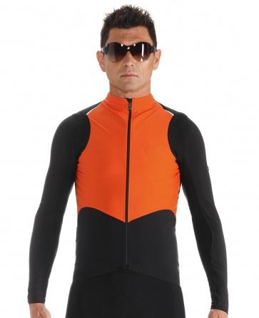 Assos Tiburu Gilet Equipe Vest Orange