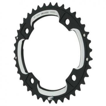 Truvativ C-ring 39t Black 120bcd (2x10) Bb30