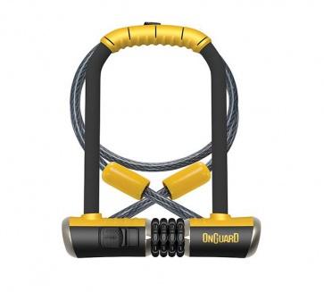 Onguard 8012C Bulldog Combo DT U-Lock 115x230mm 13t