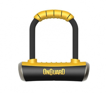 Onguard 8006 Pitbull Mini U-Lock 90x140mm 14t