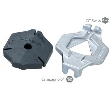 Topeak DuoSpoke Wrench DT 6mm TPS-SP35