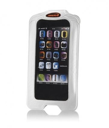 Ibera IB-PB12 Plus Q5 Smart Phone Cam Case for Stem 4.5-5 Inch White