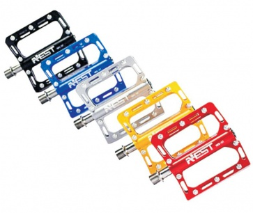 AEST Flat Pedals Cr Spindle YRPD-10CR