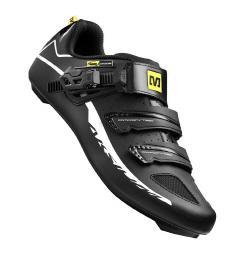 Mavic Aksium Elite Cycling Shoes Road Black White