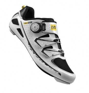 Mavic Ksyrium Ultimate Road Bike Shoes White