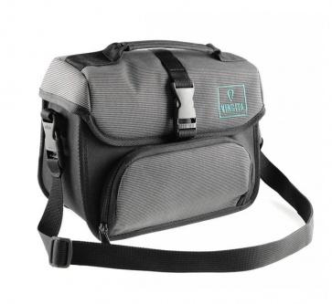 Vincita B017C Front Carrier Bag with Expandable Side Pockets