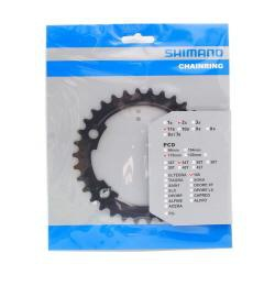 Shimano FC-5800 34T-MA Chainring Black Y1PH34000