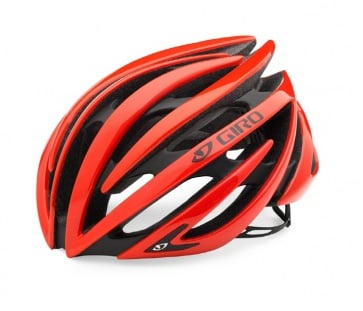 Giro Aeon AF Road XC Bicycle Helmet Red