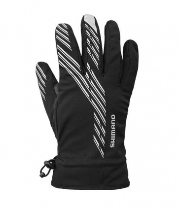 Shimano Winter Cycling Gloves Gore-Tex Black