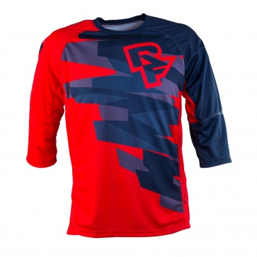 Race face Indy Jersey 3-4Sleeve Flame