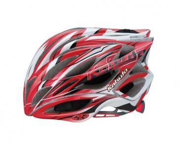 OGK MS-2 Grace Cycling Helmet Red