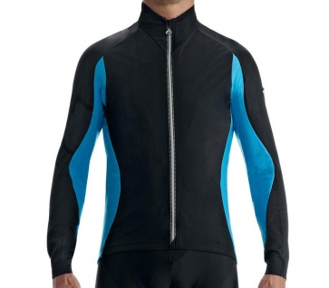 Assos iJ.haBu.5 Cycling Winter Jacket Blue Calypso