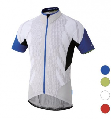 Shimano Jersey Hot Condition Short Sleeves