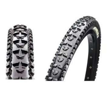 Maxxis HighRoller UST Tubeless Bike Tire 26x2.35