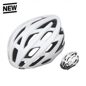 Abus S-Force Pro Cycling Helmet White