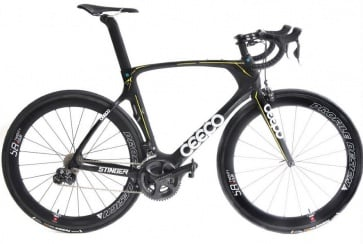 2014 Ceepo Stinger Di2 Carbon Bike
