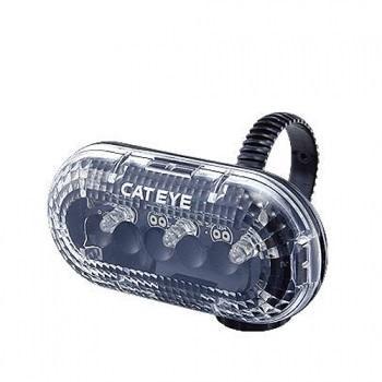 Cateye TL-LD130F Safety Light (White)