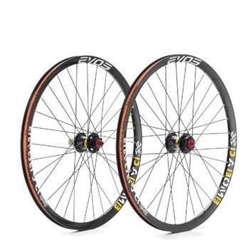 Dabomb Evos Wheel Set