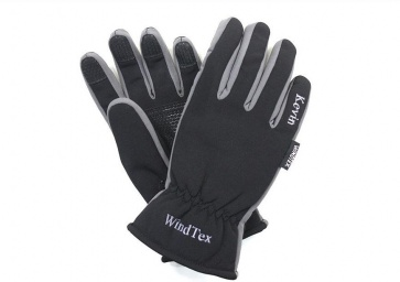 Kevin Wind Tex Winter Cycling Gloves-Gray