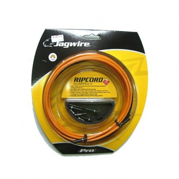 Jagwire Mountain Pro Cable Set for Brake Kit - Orange MCK404