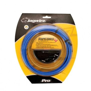 Jagwire Mountain Pro Cable Set for Brake Kit - SID Blue MCK414