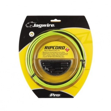 Jagwire Mountain Pro Cable Set for Brake Kit - Green MCK406