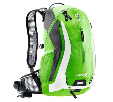 Deuter Race X Cycling Bicycle Backpack Bag Green