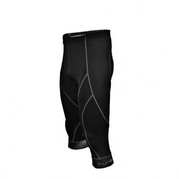 Funkier La Spezia Men Pro Knee Tights S274-C14 Black