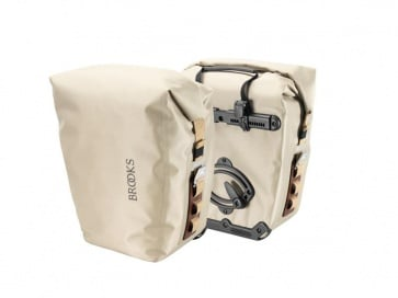 Brooks Land's End Pannier Rear Bag Desert