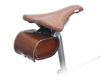 AlphaOne SB-12004-M Seat Leather Bag