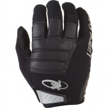 Lizard Skins Monitor HD Full Finger Gloves - Black