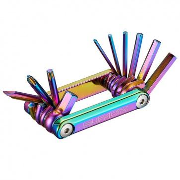 Supacaz TL-01 Portable tool Quickfix multi-tool 10 in 1