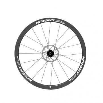 Knight Composites 35w-dt Swiss 240s Carbon Road D Clinch Wheelset- 700c White