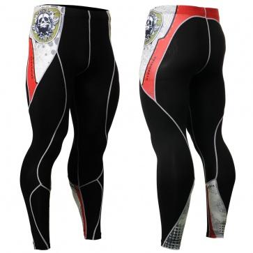 Fixgear Baselayer Compression Pants Tights MMA P2L-B5