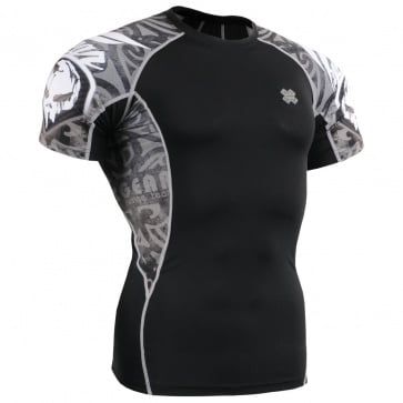 FIXGEAR C2S-B43 Skin-tight Compression Base Layer Shirt Training Workout Gym MMA