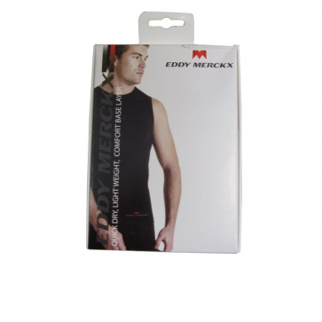 Eddy Merckx  Undershirt Sleeveless Black