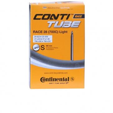 Continental Race 28 Road Bike Tube 700x20~25C Presta 80mm