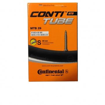 "Continental Tube MTB 29"" S60 60 mm SV Ventil"