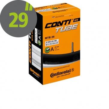 Continental Tube MTB 28 Light S42 42 mm SV Ventil