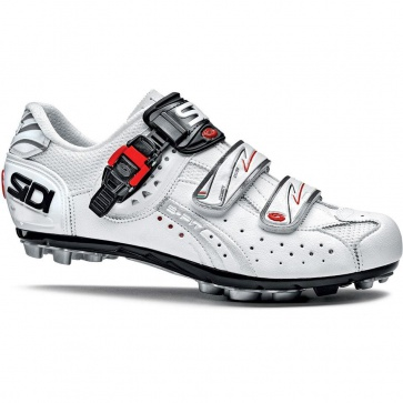 Sidi Eagle5 Fit MTB cycling shoes White White