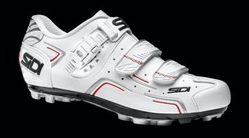 Sidi Buvel MTB Shoes White