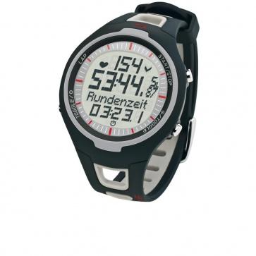 Sigma PC 15.11 Heart Rate Monitor: Gray