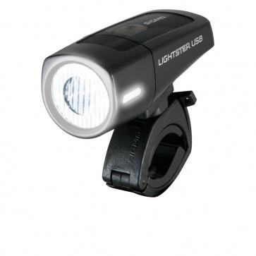 Sigma Lightster USB LED Front Light - Black