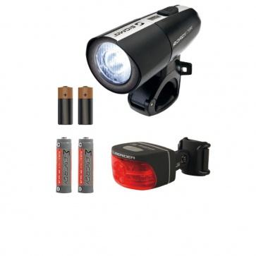 Sigma Roadster LED + Cuberider Light Set