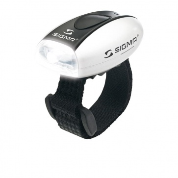 Sigma Micro - Safety Light With White LED-White