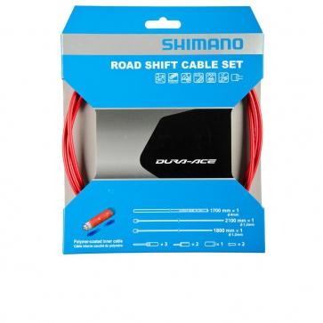 Shimano Dura Ace 11s Derailleur Cableset Red Y63Z98930