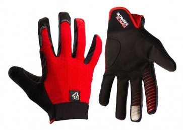 Race Face Stage Glove Flame